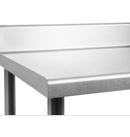 table inox zoom